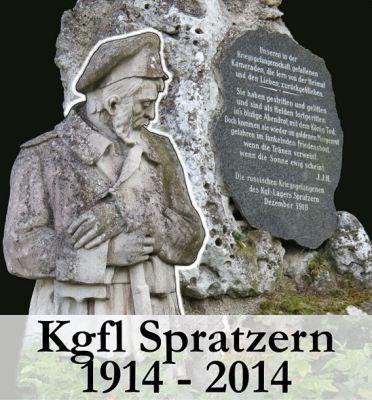 PM5: Russisches Denkmal am Russenfriedhof in Spratzern-Hart