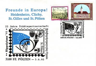 1995 1.-EUR 75 Jahre BSV St.P. 3