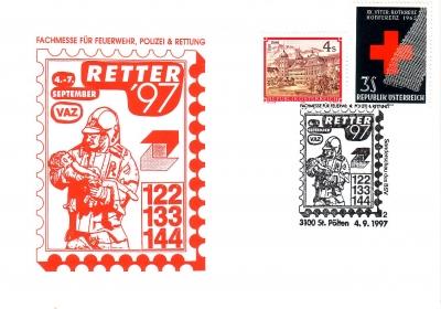 1997 1.-EUR Retter 97