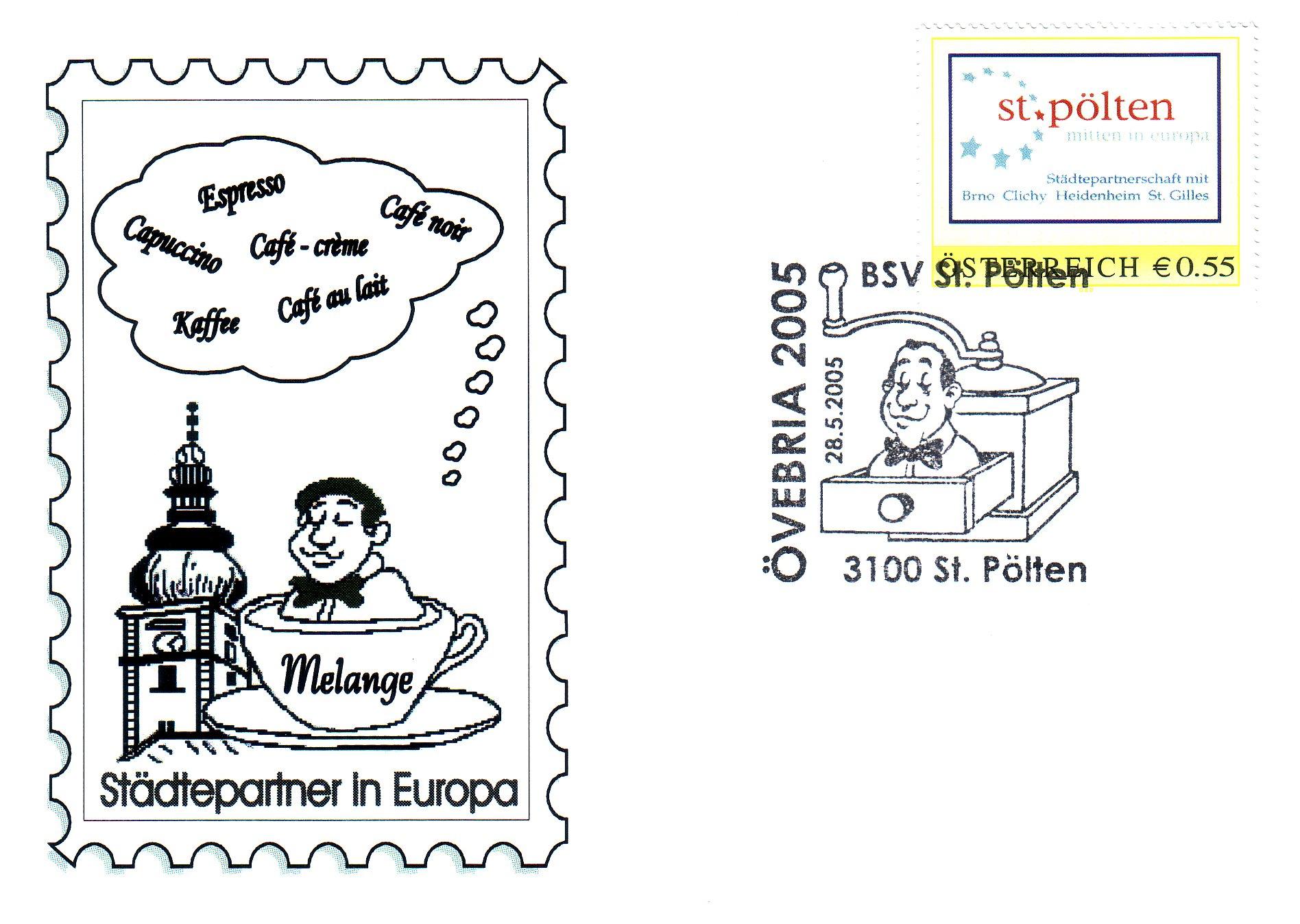 2005 3.-EUR Staedtepartner 1
