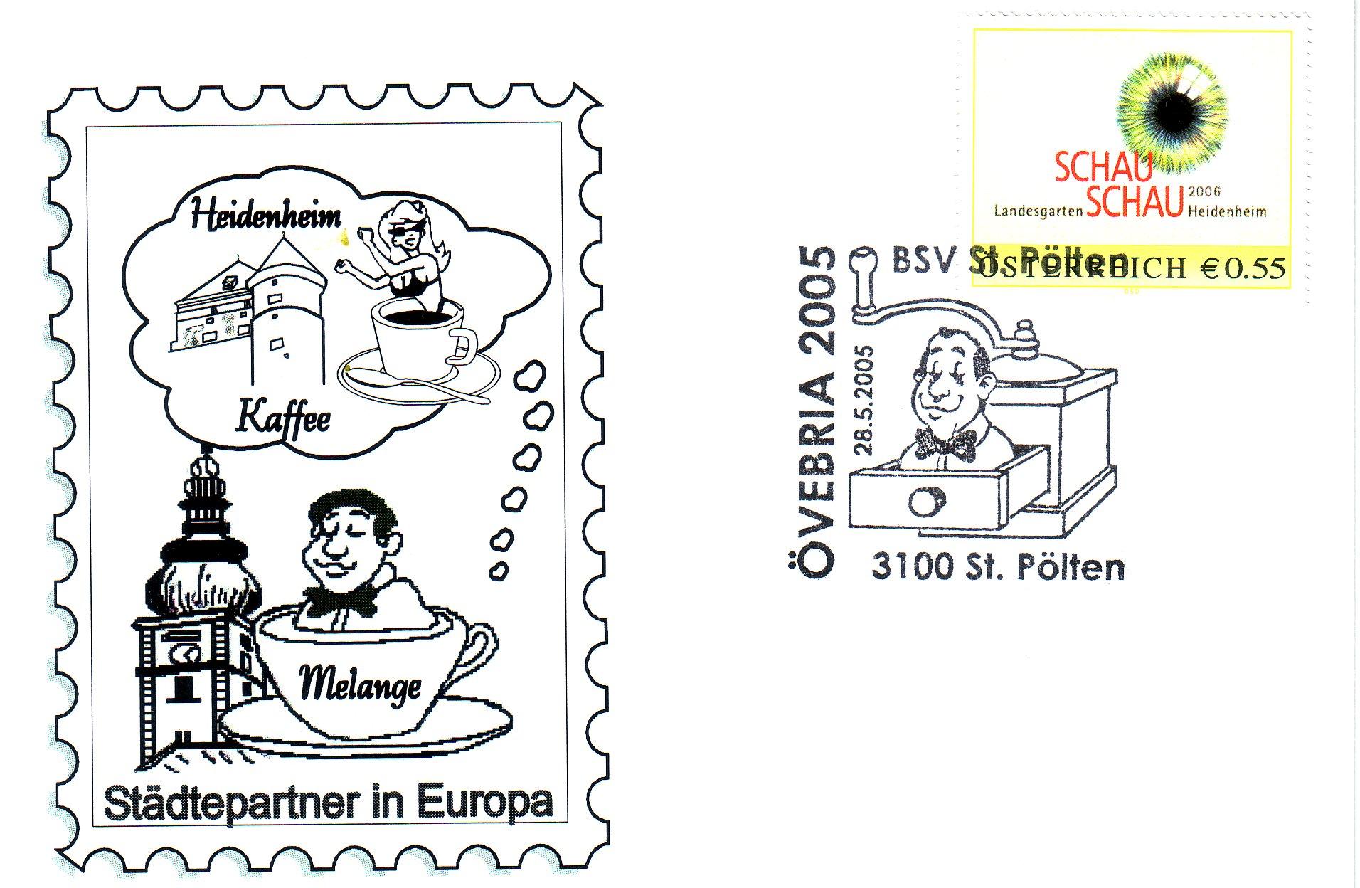 2005 3.-EUR Staedtepartner 4
