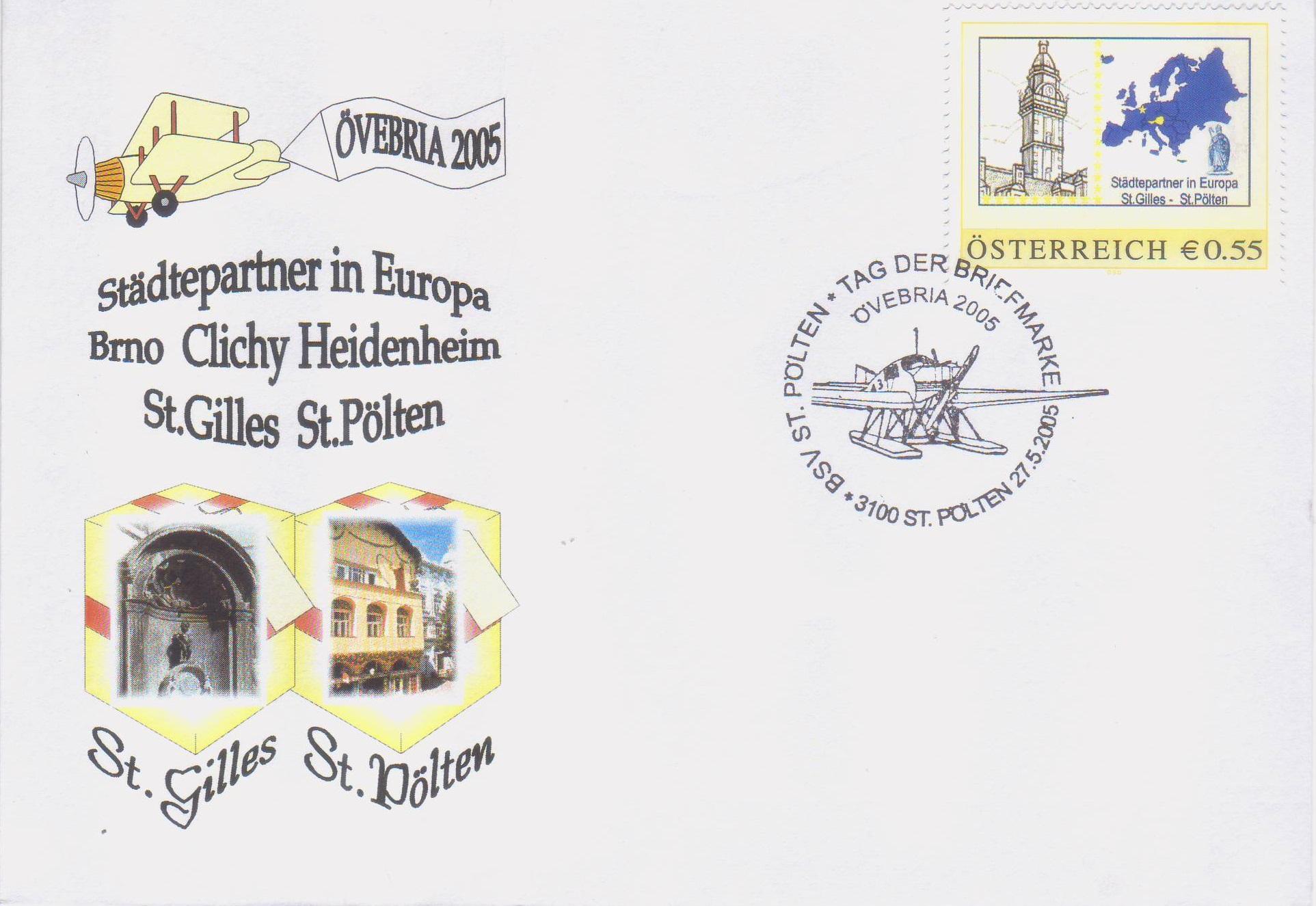 2005 3.-EUR Staedtepartner 5