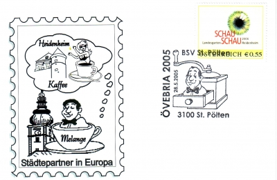 2005 3.-EUR Staedtepartner 4