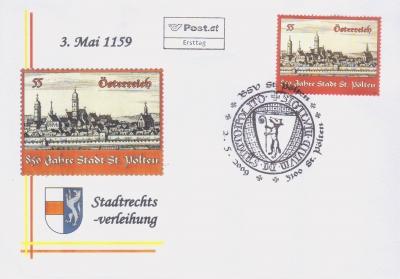 2009 1,50EUR 850 J. St.Poelten