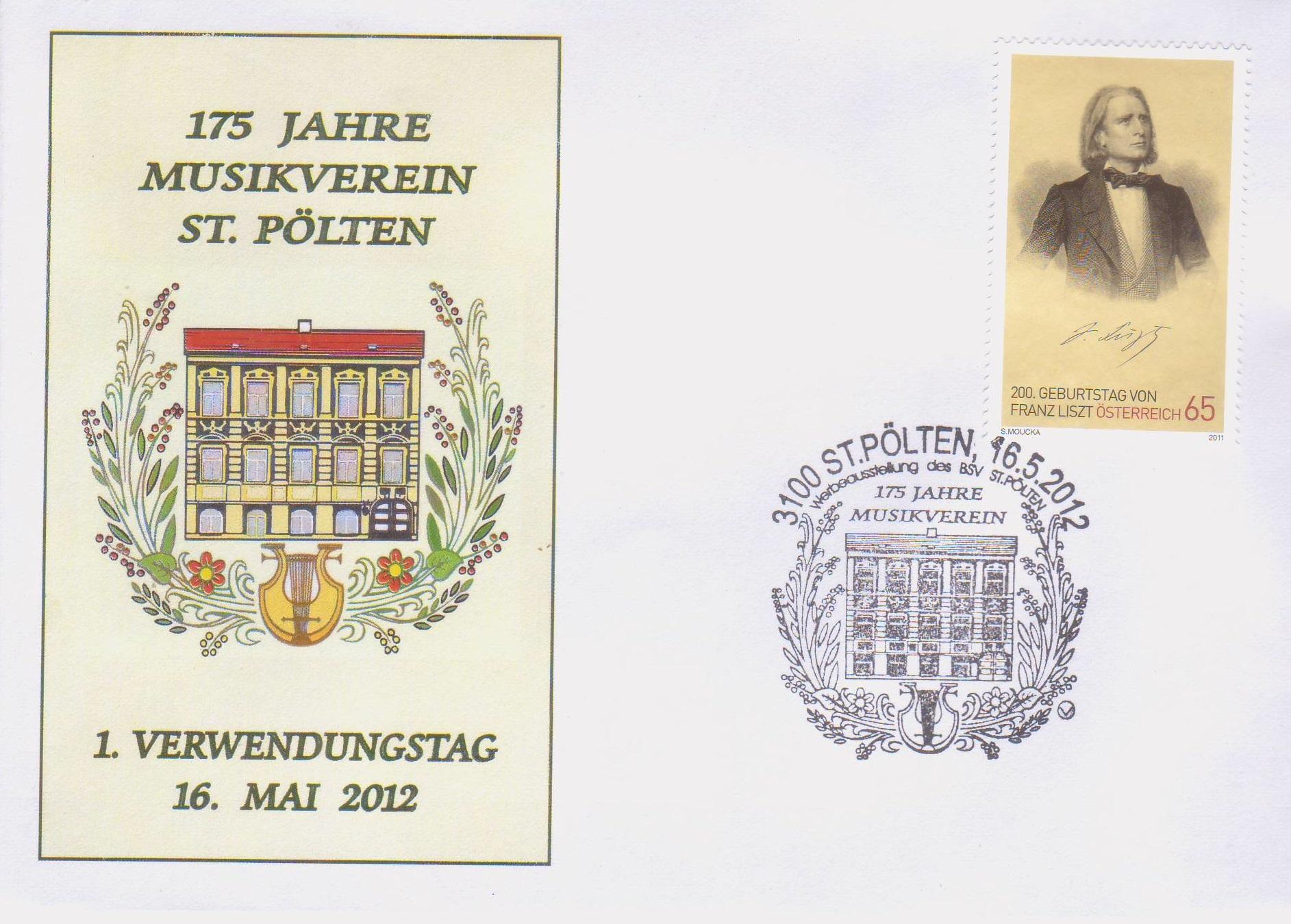 2012 3,50EUR 175 J. Musikverein 4
