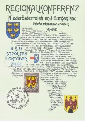 2000 1.-EUR Regionalkonferenz