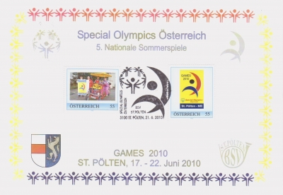 2010 7.-EUR Special Olympics