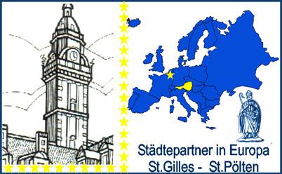 Staedtepartner 4 St. Gilles 2005