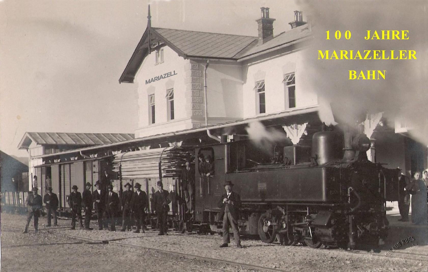 100 Jahre Mariazellerbahn 2 2007