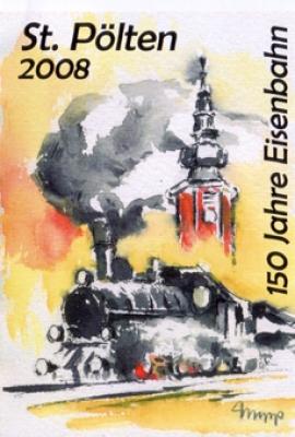 150 Jahre Elisabethbahn 1 2008