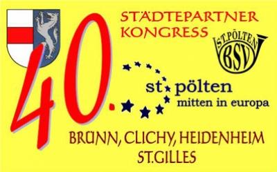 40 Kongress Staedtepartner 2010