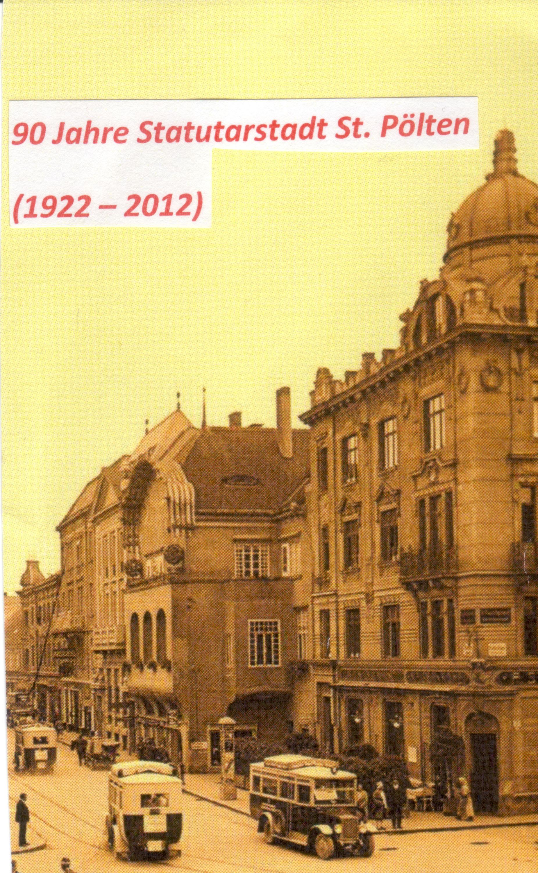 90 Jahre Statutar 2012