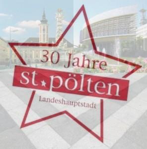 Logo 30 Jahre LH St.Pölten